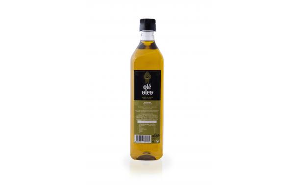 Caja de 6 Olé Oleo Aceite de Oliva virgen extra 1 Litros